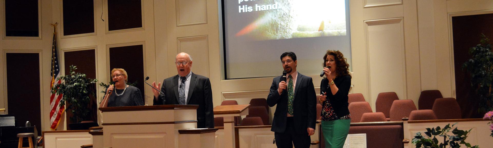 nottingham-baptist-service